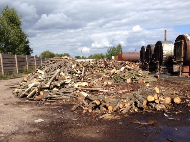 Фото - Готовый бизнес по произвоству древесного угля