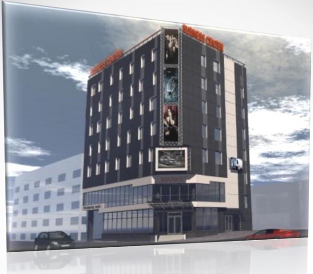 Фото - Торгово-гостиничнный комплекс на Вокзальной площади
