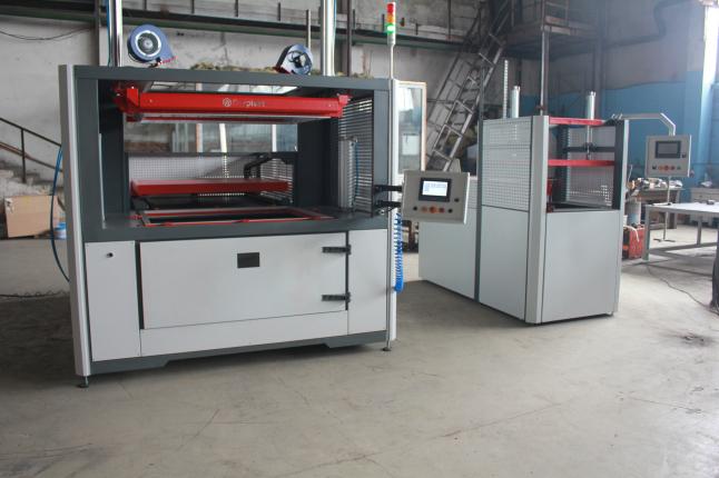 Фото - Технологичное производство вакуум формовочного оборудования
