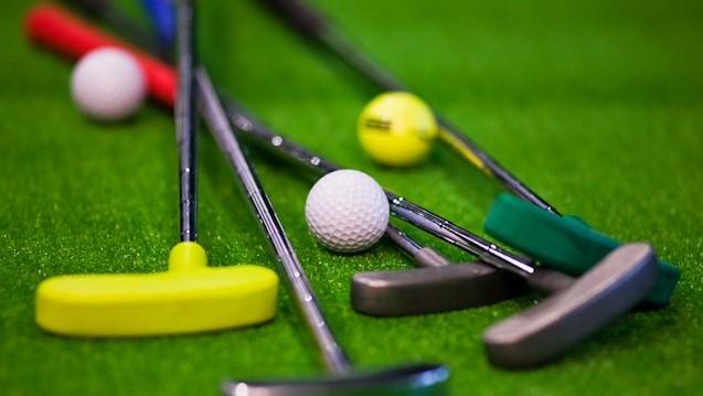 Фото - Створення міні-гольф клубу