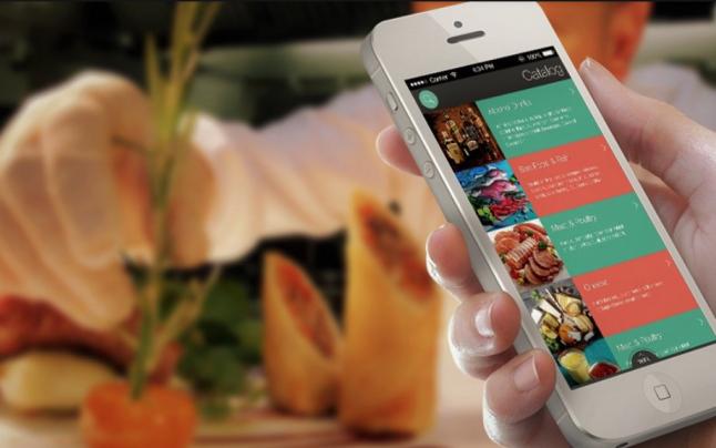 Фото - мобильное приложение с предложениями от заведений