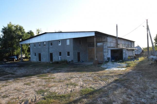 Фото - Завод по изготовлению промышленного оборудования.