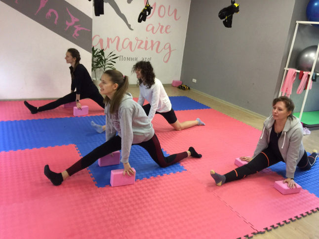 Фото - Сеть фитнес клубов для девушек