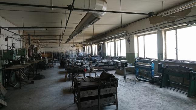 Производство торгового оборудования