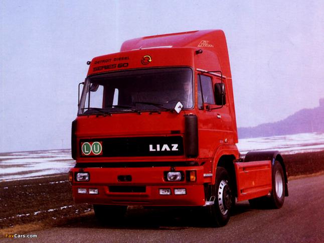 Фото - Перевезення вантажів. Збереження чистого повітря.