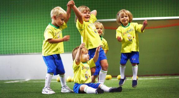 Фото - Футбольная академия для дошкольников