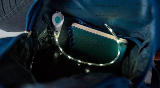 Фото - Фонарик для женской сумки