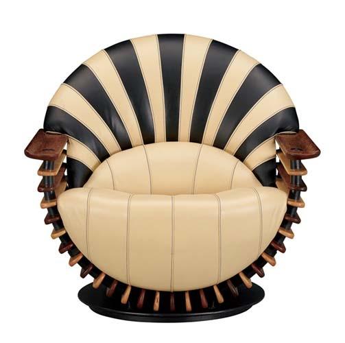 Фото - Эксклюзивная мебель из дерева и пеллет