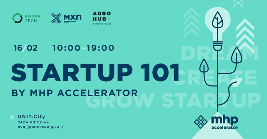 Startup 101 by MHP accelerator