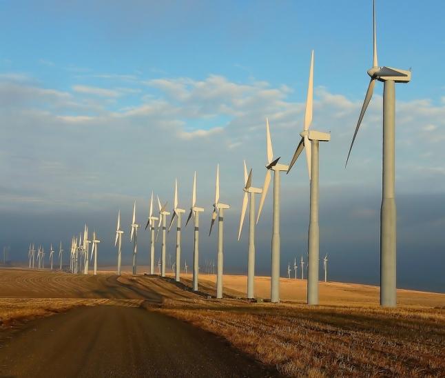 Фото - Переоборудование завода на изготовление ветряков