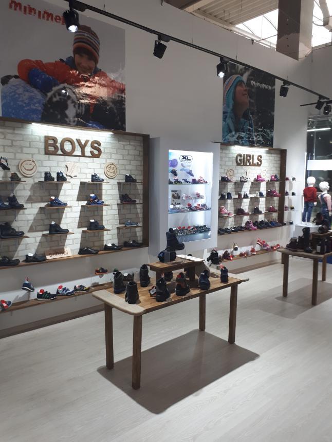 Фото - Бутик детской профилактической обуви Minimen