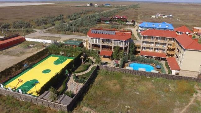 Фото - Спортивно-оздоровительный комплекс на Черном море
