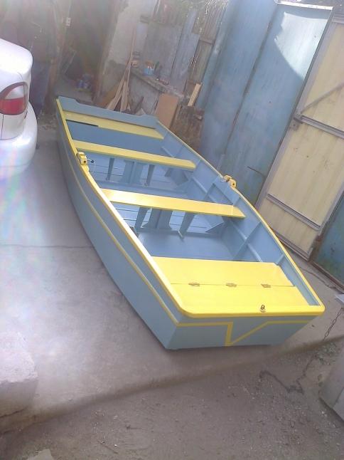 Фото - Изготовление небольших легких лодок