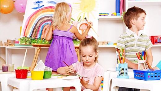Фото - Частный детский садик в Киеве