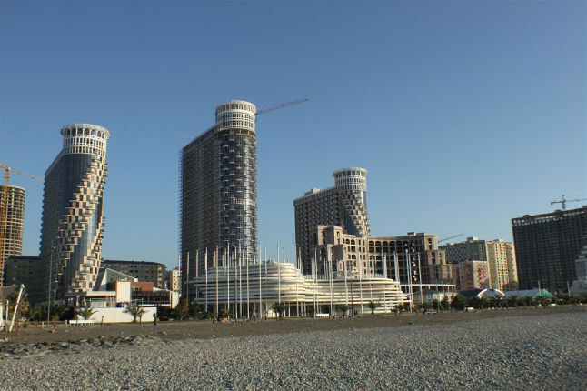 Фото - Luxury apartment in Batumi
