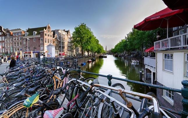 Фото - Автоматизированный велосипедный парковочный сервис
