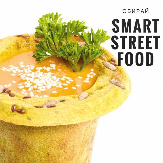 Фото - Полезная и уникальная уличная еда