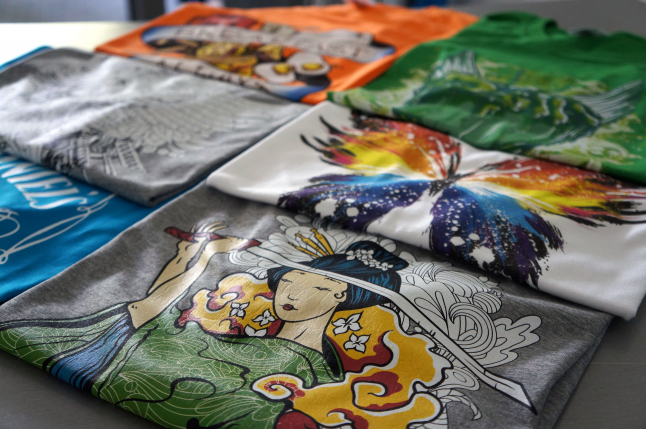 Фото - Цифровая печать на текстиле