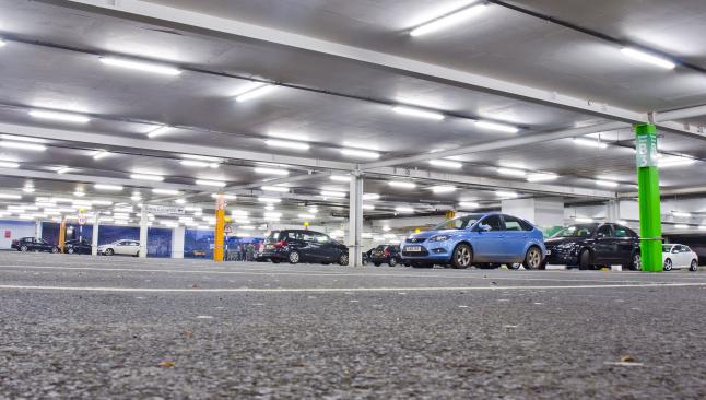Фото - світлотехніка для промисловості
