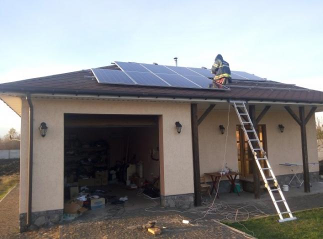 Фото - Створення мережевої сонячної електростанції від 5 до 30 КВт/годин
