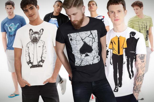 Фото - Бізнес на футболках в Америці