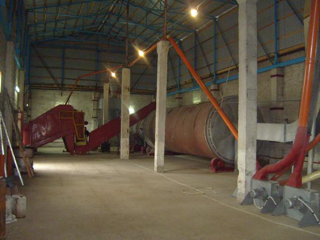 Фото - Производство топливных гранул-пелет