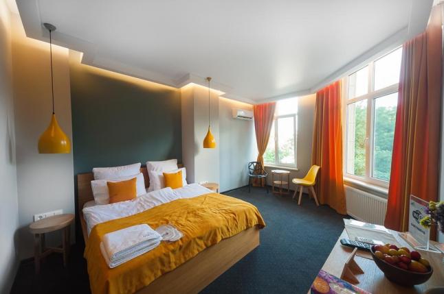 Фото - мини-отель  с авторским дизайном