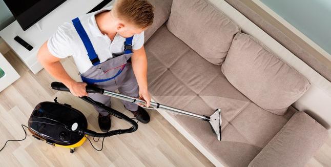 Фото - Сервис №1 по выездной химчистке мебели, матрасов, ковров
