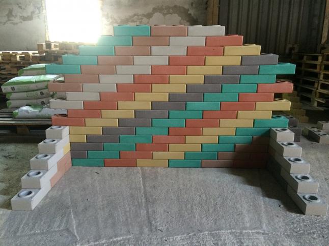 Фото - Производство Лего и Эко кирпича.