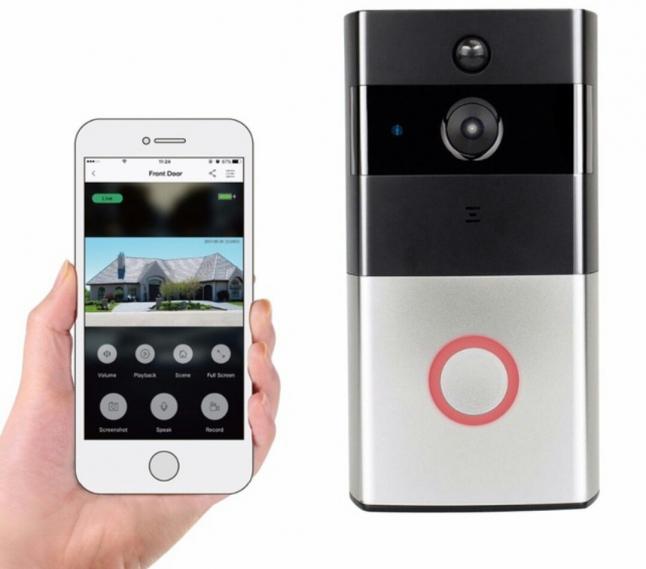 Фото - Управление домофоном через телефон
