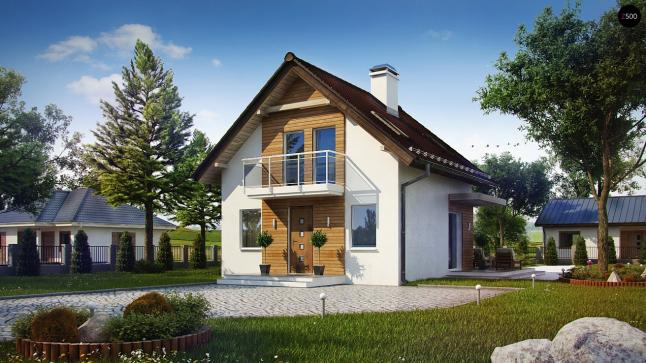 Фото - строительство домов из сип панелей