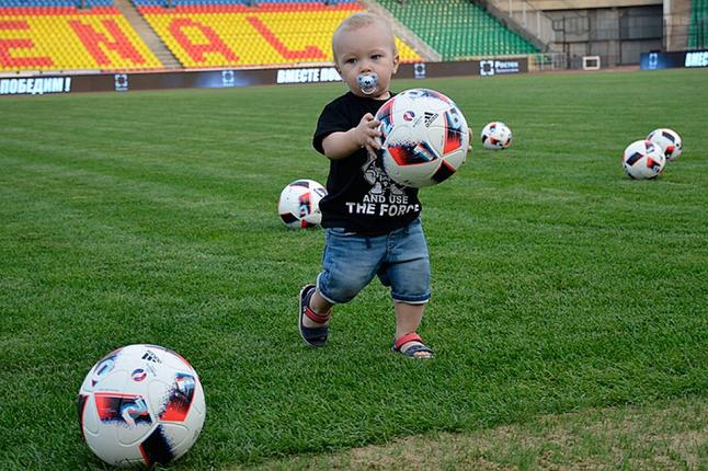 Фото - Футбольный клуб для дошкольников