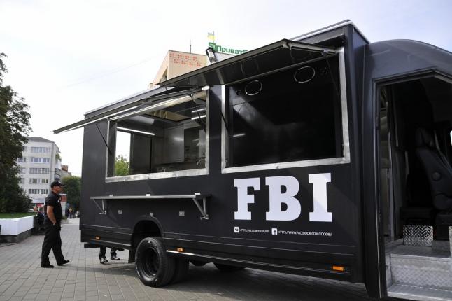 Фото - Фудтрак FBI