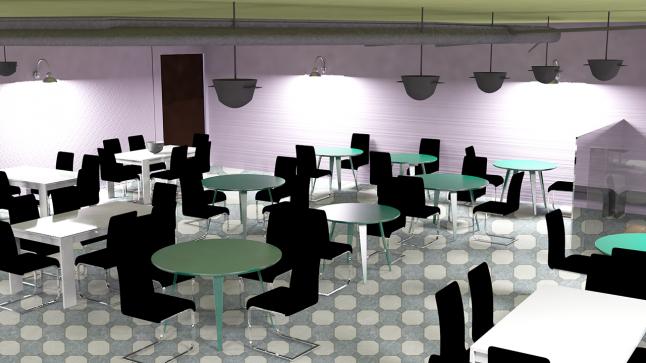 Фото - Ресторан будущего