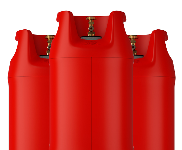 Photo - Production of LPG composite cylinders (tanks) for vehicles