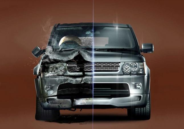 Фото - Ремонт и восстановление  сильно битих автомобилей!