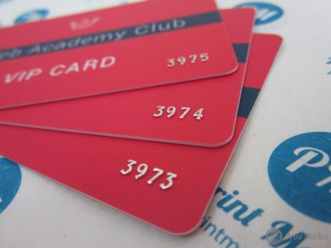 Фото - Действующее производство пластиковых карт