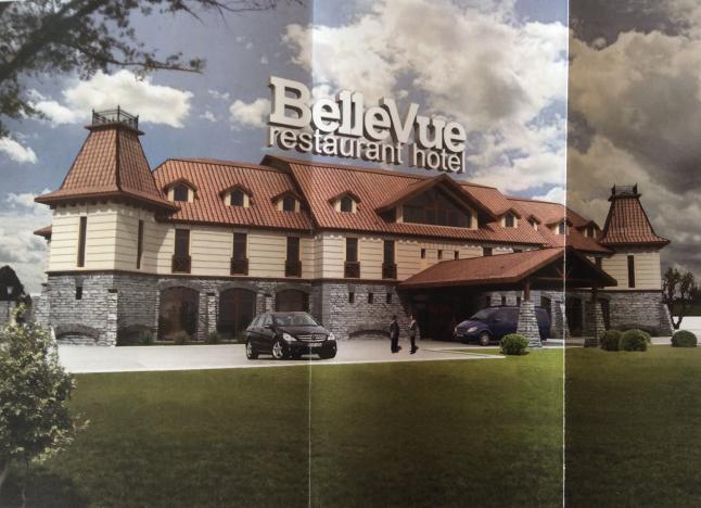 Фото - Строительство отеля  с банкетным залом на 180 человек