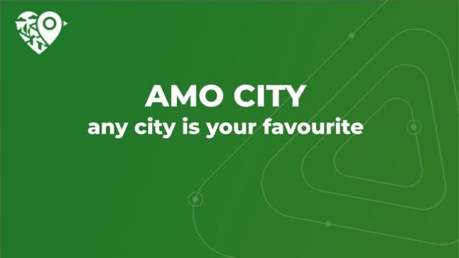 Фото - AMO CITY - cashback network