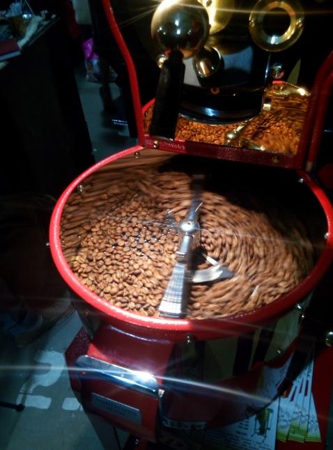 Фото - Идея заключается в обжарке зеленого кофе