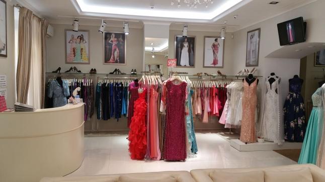Фото - Продажа вечерних платьев.