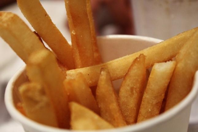 Фото - Продажа картофеля фри через вендинговые автоматы