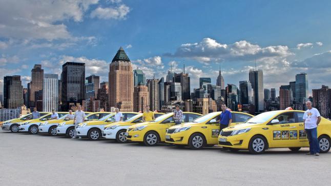 Фото - Gold Taxi