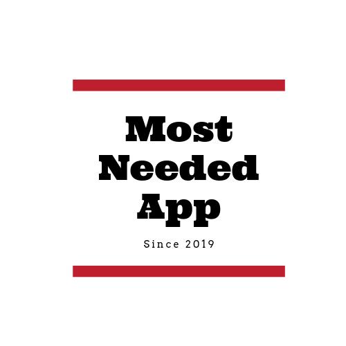 Фото - Most Needed App
