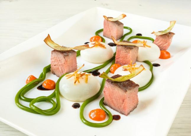 Фото - Ресторан молекулярнои кухни