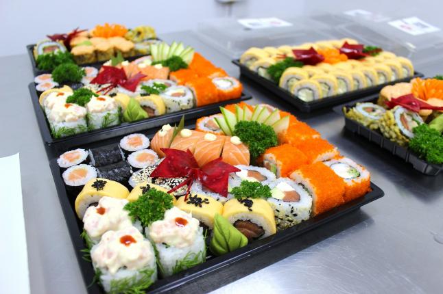 Фото - Samurai sushi