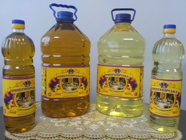Фото - Производство масла подсолнечного нерафинированного