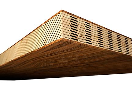 Фото - производство деревянных панелей по инновационной технологии