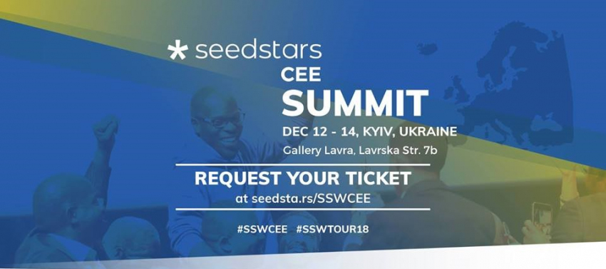 Seedstars CEE Regional Summit 2018