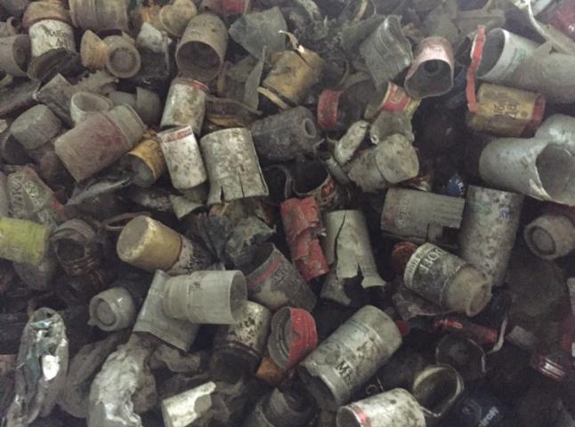 Фото - Технологія переробка відходів від склобою